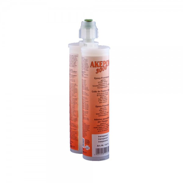 Akemi Akepox 3000 Gel Transparant Mix 395 ml