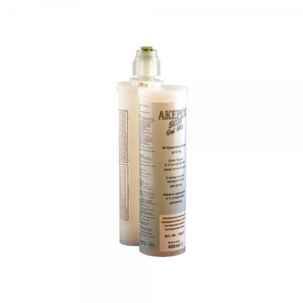 Akemi Akepox 5010 Gel Mix Transparant 400 ml