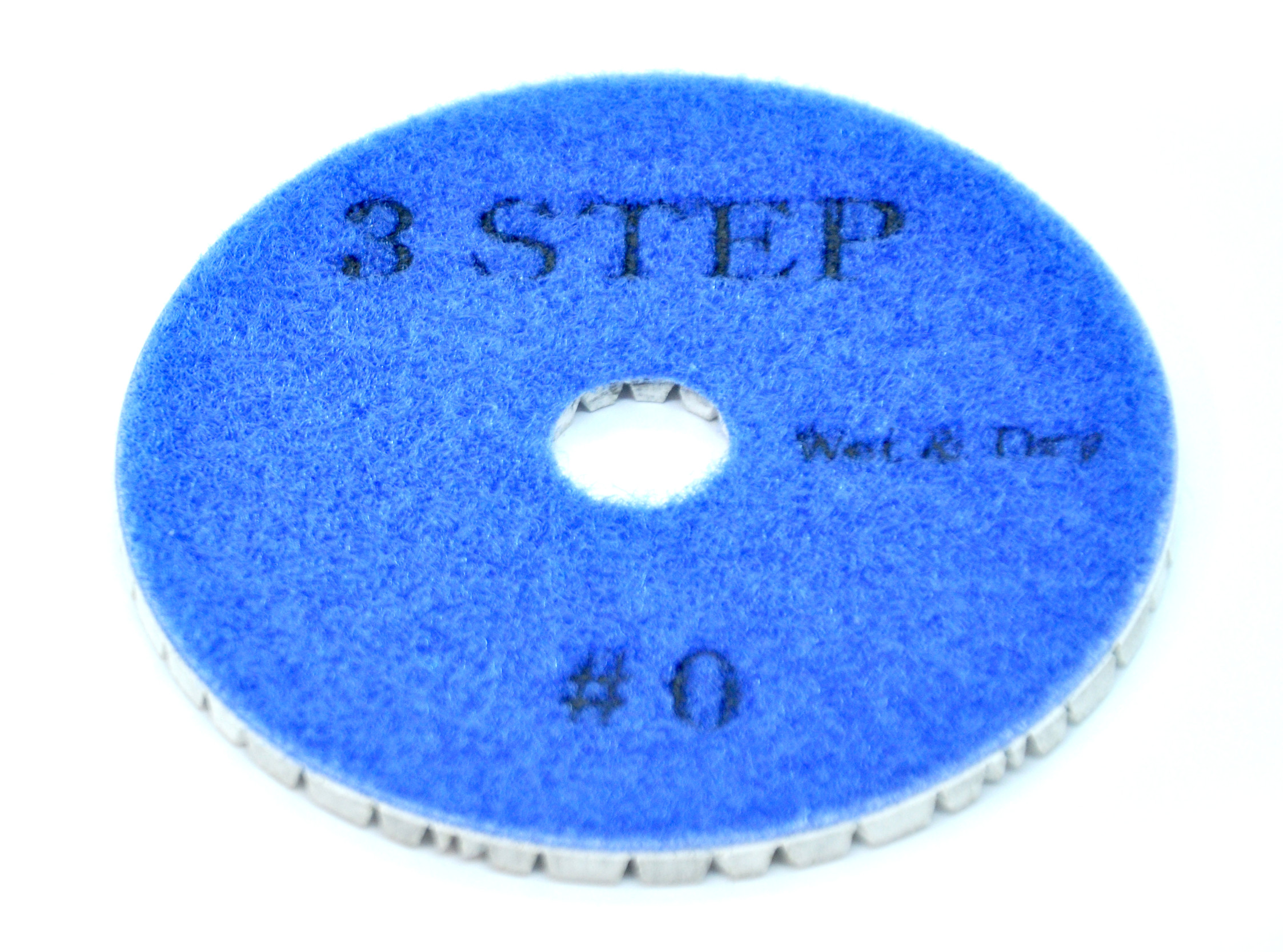Alicante Diamantpad ADR 3-Step Ø100 mm Velcro